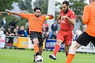 28-06-2016: Voetval: DESTO v FC Utrecht: Vleuten<br /> <br /> Nacer Barazite (FC Utrecht)<br /> <br /> Oefenduel in voorbereiding op Eredivisie - Seizoen 2016 / 2017 <br /> <br /> Foto: Gertjan Kooij
