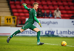 December 23, 2017 - London, United Kingdom - Charlton Athletic's Ben Amos.during Sky Bet  League One match between Charlton Athletic  against Blackpool at The Valley Stadium London on 23 Dec  2017  (Credit Image: © Kieran Galvin/NurPhoto via ZUMA Press)