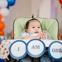 Zyron's 1st Birthday