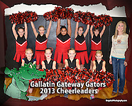 Gallatin Gateway Cheer 2013