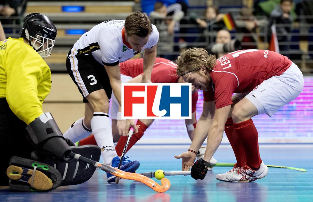 BERLIN - Indoor Hockey World Cup<br /> Women: Ukraine - Germany<br /> foto: LEHOVEC Martin.<br /> WORLDSPORTPICS COPYRIGHT FRANK UIJLENBROEK