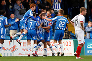 Stockport County FC 2-0 Grimsby Town FC 17.9.11