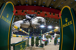 Deusser Daniel (GER) - AD Untouchable<br /> Rolex FEI World Cup Jumping <br />  CSI-W Mechelen 2011<br /> © Dirk Caremans