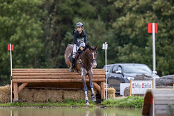 Thual Camille, BEL, Nereo CP<br /> CCI3* Arville 2020<br /> © Hippo Foto - Dirk Caremans<br /> 23/08/2020