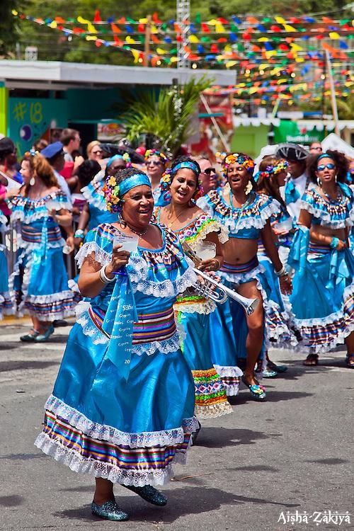 Gypsies Mexican Bacchanal.  St. John Carnival 2012 © Aisha-Zakiya Boyd