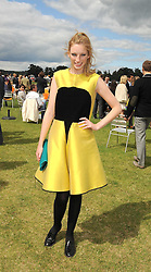 HANNAH SHAW  at the 2008 Veuve Clicquot Gold Cup polo final at Cowdray Park Polo Club, Midhurst, West Sussex on 20th July 2008.<br /> <br /> NON EXCLUSIVE - WORLD RIGHTS