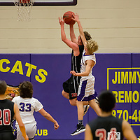 11-15-17 Berryville Jr. High Boys vs. Eureka Springs
