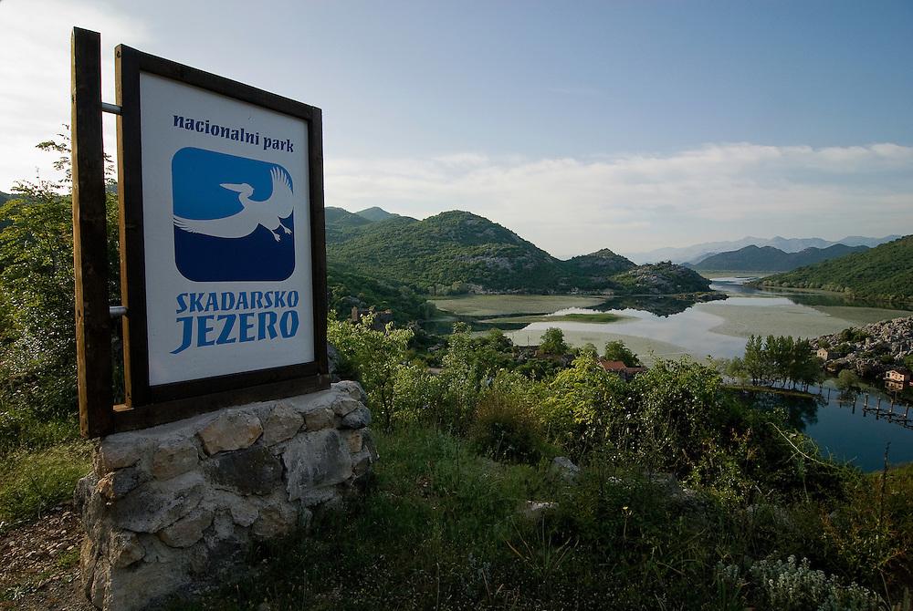 Karuc village, Lake Skadar, Montenegro