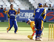 Cape Cobras v Highveld Lions