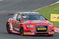 #10 Anthony Whorton-Eales AmDtuning.com with Cobra Exhausts  Audi S3 Saloon  during Round 4 of the British Touring Car Championship  as part of the BTCC Championship at Oulton Park, Little Budworth, Cheshire, United Kingdom. May 21 2017. World Copyright Peter Taylor/PSP.