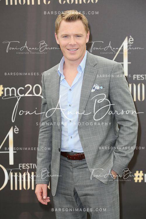 "MONTE-CARLO, MONACO - JUNE 10:  Diego Klattenhoff attends ""The Blacklist"" Photocall at the Grimaldi Forum on June 10, 2014 in Monte-Carlo, Monaco.  (Photo by Tony Barson/FilmMagic)"