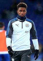 Demarai Gray of Leicester City - Mandatory by-line: Robbie Stephenson/JMP - 28/11/2017 - FOOTBALL - King Power Stadium - Leicester, England - Leicester City v Tottenham Hotspur - Premier League