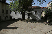 Greece, Macedonia, Castoria; traditional mansion