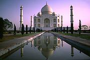 Taj Mahal - horizontal