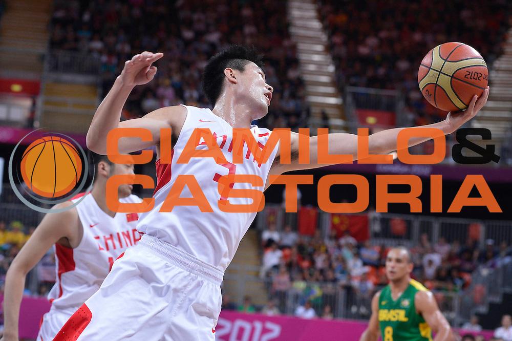 DESCRIZIONE : London Londra Olympic Games Olimpiadi 2012 Men Preliminary Round China Brazil Cina Brasile<br /> GIOCATORE : Shipeng WANG<br /> CATEGORIA : <br /> SQUADRA : China Cina<br /> EVENTO : Olympic Games Olimpiadi 2012<br /> GARA : China Russia Cina Russia<br /> DATA : 04/08/2012<br /> SPORT : Pallacanestro <br /> AUTORE : Agenzia Ciamillo-Castoria/M.Marchi<br /> Galleria : London Londra Olympic Games Olimpiadi 2012 <br /> Fotonotizia : London Londra Olympic Games Olimpiadi 2012 Men Preliminary Round China Brazil Cina Brasile<br /> Predefinita :
