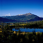 Lake Dillon & Ten Mile Range, Summit County, Colorado