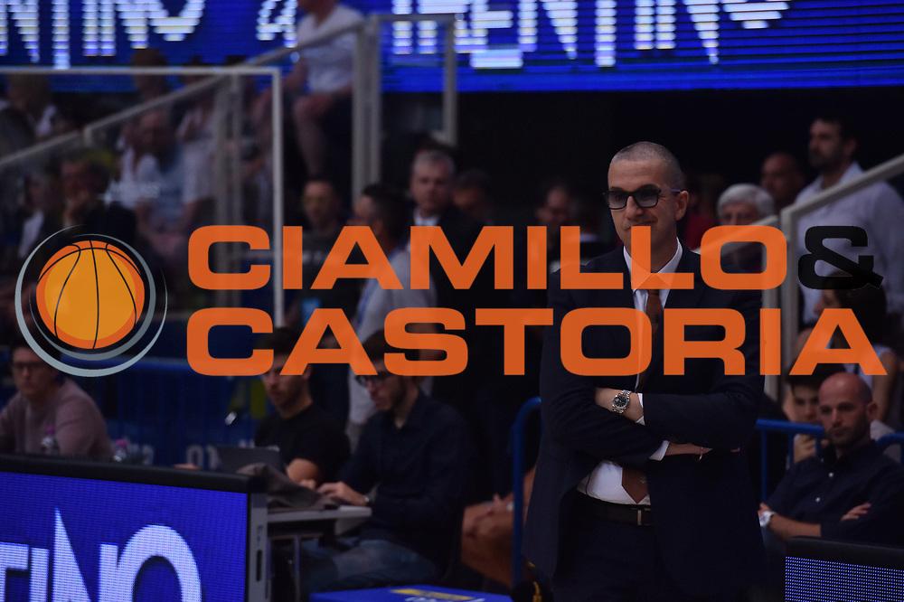 De Raffaele Walter<br /> Dolomiti Energia Trento - Umana Venezia<br /> Finale Gara 6<br /> Legabasket A 2016/2017<br /> Trento 20/06/2017<br /> Foto Ciamillo-Castoria