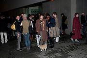Nothing Matters. Damien Hirst exhibition. White Cube. Mason's Yard. London. 24 November 2009