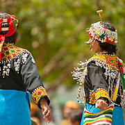 Bunun Dancers, maya village, Ming Chuan, Namasiya Township, Kaoshiung County, Taiwan