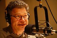 al franken on his radio show
