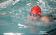 Lincoln-Sudbury Regional High School sophomore David Cincotta competes in the 200 yard IM during the DCL meet at Atkinson Pool in Sudbury, Jan. 31, 2015.   (Wicked Local Photo/James Jesson)