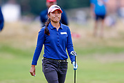 In-kyung Kim  during the Ricoh Women's British Open golf tournament at Royal Lytham and St Annes Golf Club, Lytham Saint Annes, United Kingdom on 4 August 2018. Picture by Simon Davies.
