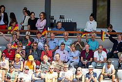 EHNING Marcus (GER), COMME IL FAUT 5<br /> Rotterdam - Europameisterschaft Dressur, Springen und Para-Dressur 2019<br /> Longines FEI Jumping European Championship - Second Qualifying Competition<br /> Team Final Round 1<br /> 2. Qualifikation - Team Finale 1. Runde<br /> 22. August 2019<br /> © www.sportfotos-lafrentz.de/Dirk Caremans