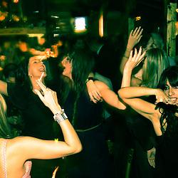 20120128: SRB, People - Nightlife at HUA HUA Floating River Club in Belgrade