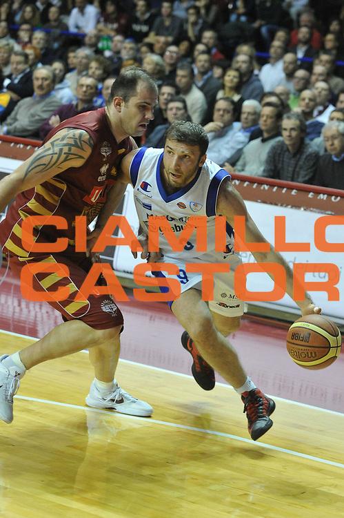 DESCRIZIONE : Venezia Lega A 2012-13 Umana Reyer Venezia Chebolletta Cantu <br /> GIOCATORE : mancar markoishvili<br /> CATEGORIA : palleggio<br /> SQUADRA : Umana Reyer Venezia Chebolletta Cantu<br /> EVENTO : Campionato Lega A 2012-2013 <br /> GARA : Umana Reyer Venezia Chebolletta Cantu <br /> DATA : 20/01/2013<br /> SPORT : Pallacanestro <br /> AUTORE : Agenzia Ciamillo-Castoria/M.Gregolin<br /> Galleria : Lega Basket A 2012-2013  <br /> Fotonotizia : Venezia Lega A 2012-13 Umana Reyer Venezia Chebolletta Cantu<br /> Predefinita :