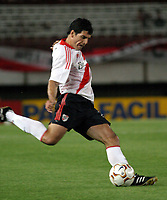 Fotball<br />23/10/03 - RIVER PLATE (FROM ARGENTINA) (2 ) VS. LIBERTAD (FROM PARAGUAY) (0 ) - SOUTH AMERICAN CUP - Buenos Aires - Argentina.<br />EDUARDO TUZZIO<br />Foto: Digitalsport