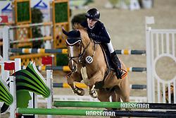 Gut Lea-Sophia, GER, Salvador IV<br /> Jumping Mechelen 2017<br /> © Sharon Vandeput<br /> 28/12/17