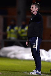 Colchester's assistant manager Mark Kinsella - Photo mandatory by-line: Mitchell Gunn/JMP - Tel: Mobile: 07966 386802 04/03/2014 - SPORT - FOOTBALL - Colchester Community Stadium - Colchester - Colchester v Rotherham - Sky Bet League 1
