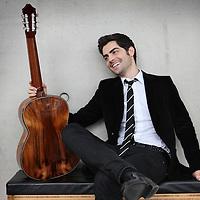 Nederland, Amsterdam , 17 mei 2011.<br /> De uit Montenegro afkomstige klassieke gitarist Milo Karadaglic<br /> Foto:Jean-Pierre Jans