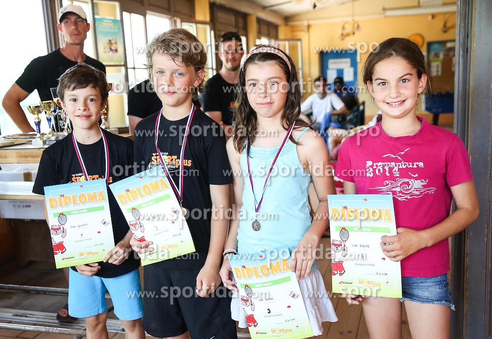 Meeting of TK Sport Plus after season 2014/15 on June 6, 2015 in TC Ilirija, Ljubljana, Slovenia. Photo by Vid Ponikvar / Sportida