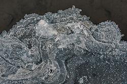 THEMENBILD - gefrorene Eisfläche am Seeufer, aufgenommen am 04. Jänner 2020 in Kaprun, Oesterreich // frozen ice rink on the lakeside, in Kaprun, Austria on 2020/01/04. EXPA Pictures © 2020, PhotoCredit: EXPA/Stefanie Oberhauser