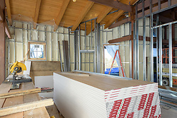 Meigs Point Nature Center at Hammonasset Beach State Park  <br /> Connecticut State Project No: BI-T-601<br /> Architect: Northeast Collaborative Architects  Contractor: Secondino & Son<br /> James R Anderson Photography New Haven CT photog.com<br /> Date of Photograph: 4 December 2015<br /> Camera View: 19