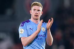 Kevin De Bruyne of Manchester City - Mandatory by-line: Robbie Stephenson/JMP - 21/01/2020 - FOOTBALL - Bramall Lane - Sheffield, England - Sheffield United v Manchester City - Premier League