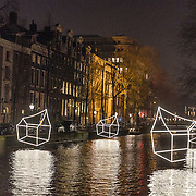NLD/Amsterdam/20161209 - Amsterdam Light Festival 2016
