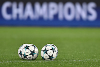 Balls and Banner Champions League <br /> Roma 05-12-2017 Stadio Olimpico Uefa Champions League A 2017/2018 Group C AS Roma - Qarabag Foto Andrea Staccioli / Insidefoto