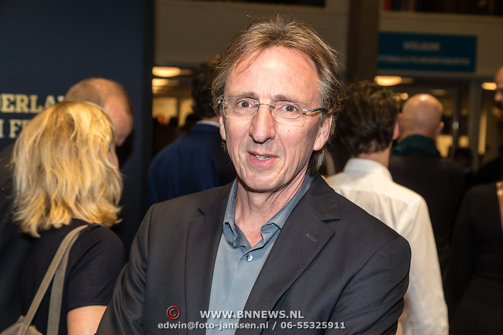 NLD/Utrecht/20160922 - inloop NFF 2016 - première Riphagen, Andre van Duren