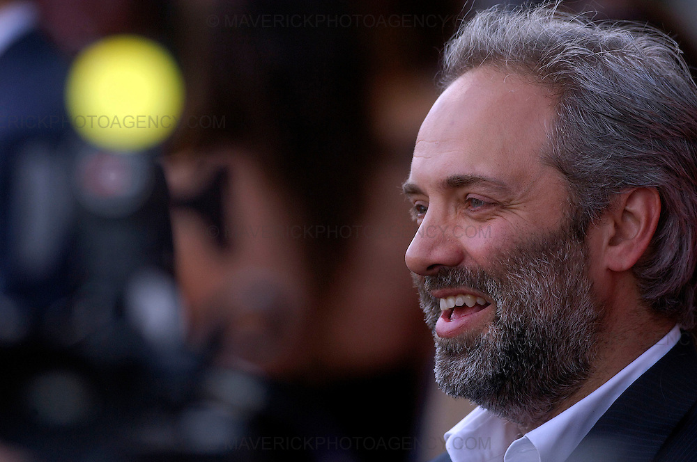 The Edinburgh International Film Festival 2009 opened this evening, Wednesday 17th June 2009 at Cineworld cinema with stars taking to the red carpet for the world premiere of Away We Go, directed by Sam Mendes and starring Carmen Ejogo...Pictures shows Away We Go director Sam Mendes arriving at the EIFF 2009 opening in Edinburgh.