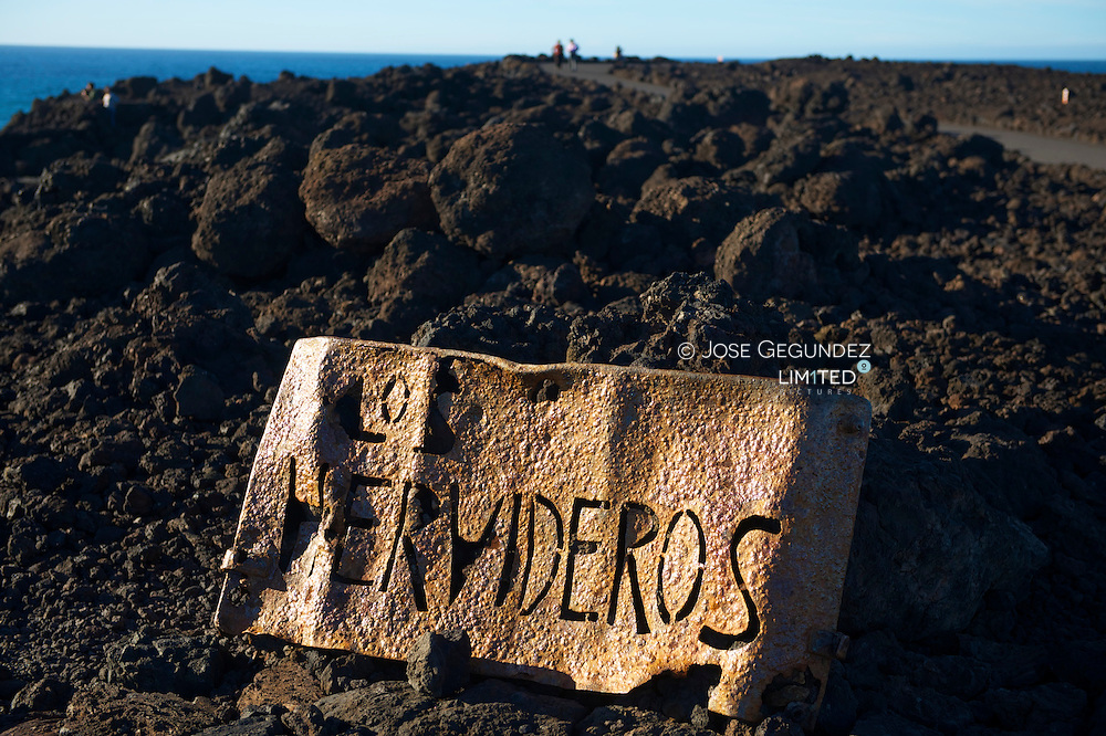 The Hervideros, Lanzarote