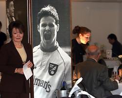 Delia Smith the TV cook opens her restaurant tonight (sat), the City Brasserie in Norwich is the writer's first venture into the restaurant business.UK, May 27, 2000. Photo by Andrew Parsons / i-images..