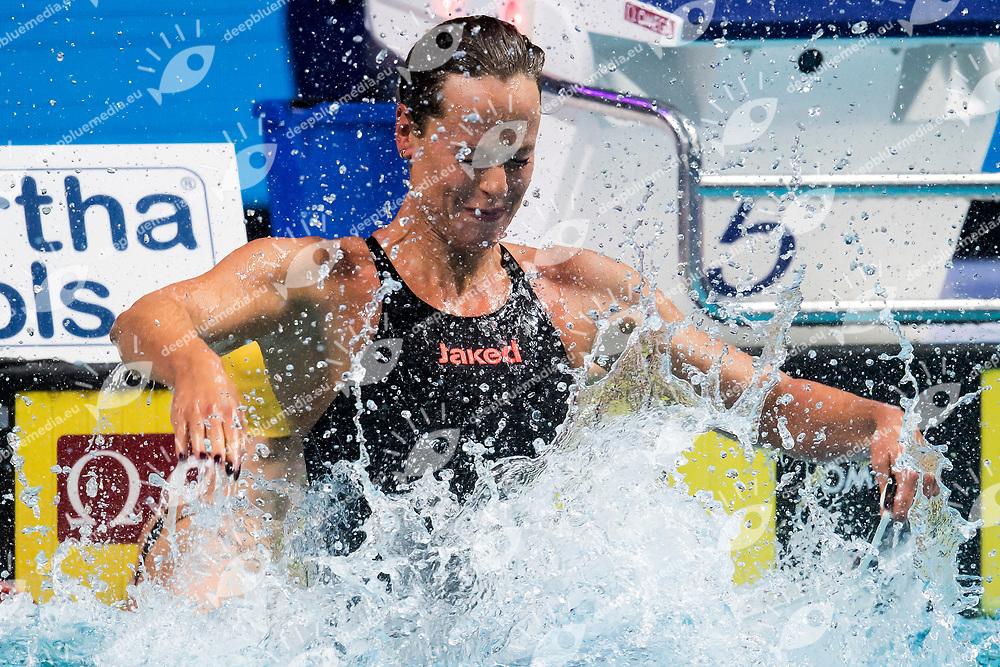 PELLEGRINI Federica ITA Gold Medal <br /> swimming  <br /> 26/07/2017 <br /> XVII FINA World Championships Aquatics<br /> Duna Arena Budapest Hungary <br /> Photo Andrea Staccioli/Deepbluemedia/Insidefoto