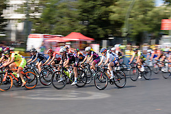 Megan Guarnier (Boels Dolmans) at Madrid Challenge by La Vuelta an 87km road race in Madrid, Spain on 11th September 2016.