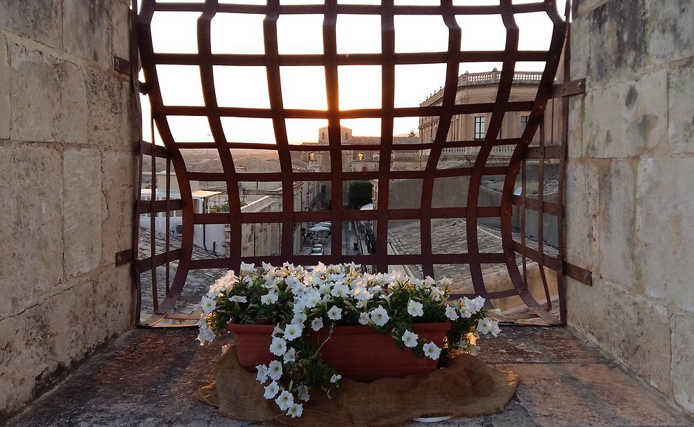 Heinz Rainer s Cita di Noto Sicily