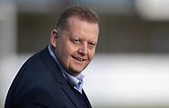 FODBOLD: Cheftræner Peter Feher før kampen i NordicBet Ligaen mellem Thisted FC og FC Helsingør den 3. marts 2019 på Sparekassen Thy Arena i Thisted. Foto: Claus Birch