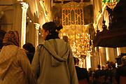 OPening of the Exebition Marokko by Prince Willem Alexander en Prince Moulay Rachid from marokko in the grand Church in Amsterdam<br /> <br /> Opening van de tentoonstelling  Marokko in aanwezigheid van Z.K.H. de Prins Willem Alexander van Oranje en Z.K.H. Prins Moulay Rachid op donderdag 16 december in de Nieuwe Kerk te Amsterdam.