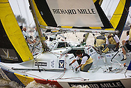 2008 Monsoon Cup. Peter Gilmour and Sebastien Col (Saturday the 6th December 2008). .