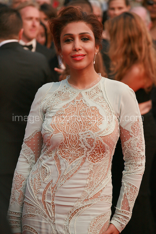 Arwa at the the How to Train Your Dragon 2 gala screening red carpet at the 67th Cannes Film Festival France. Friday 16th May 2014 in Cannes Film Festival, France.